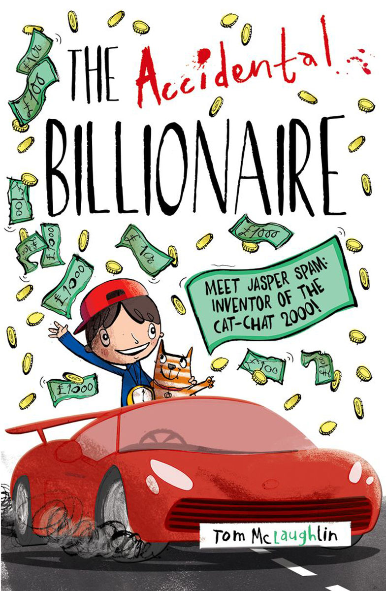 The Accidental Billionaire a cat that doesn t like its home
