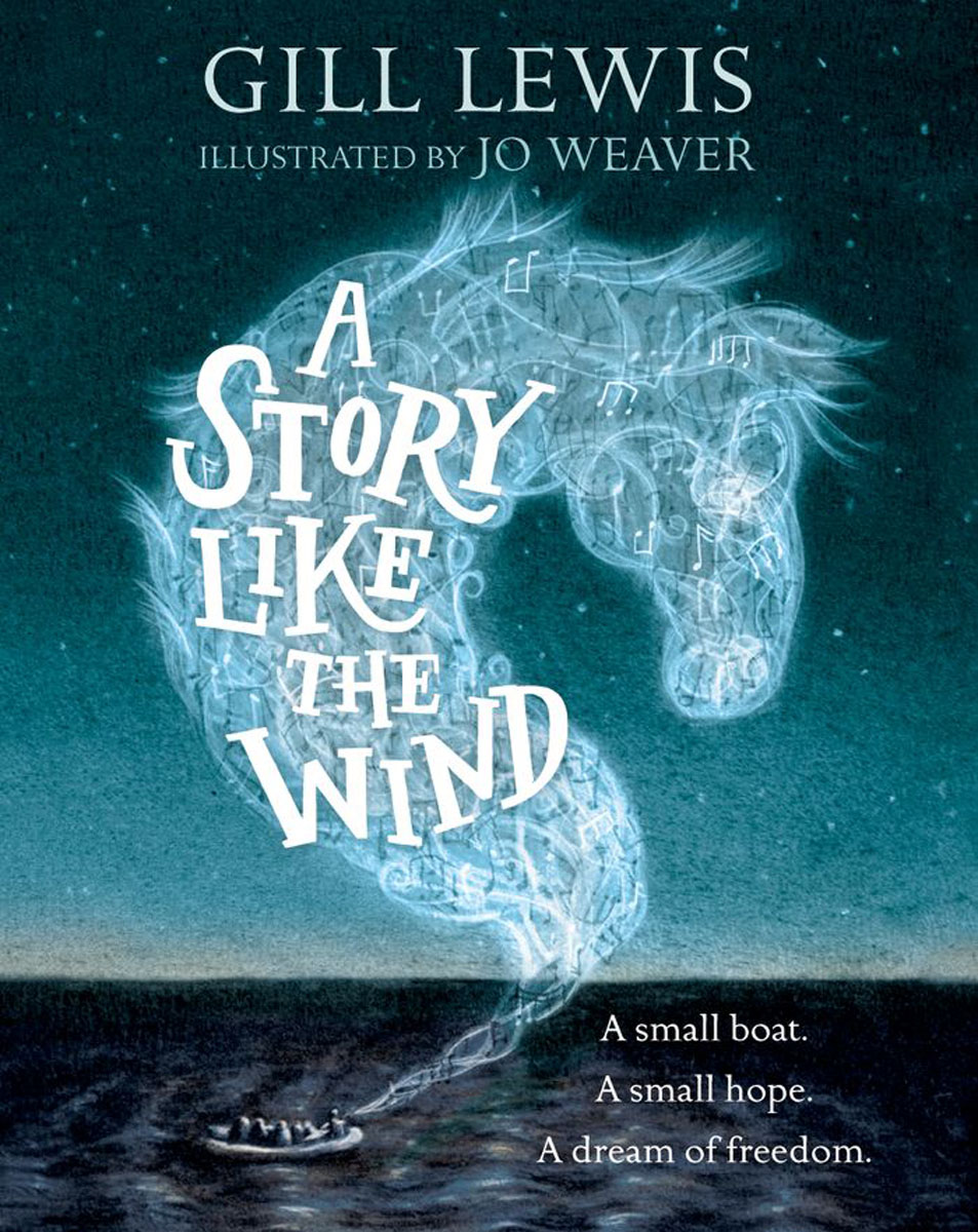 A Story Like The Wind the illustrated story of art