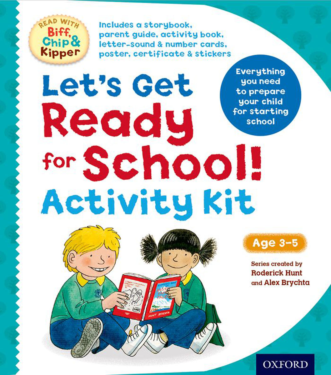 Let's Get Ready For School! Activity Kit get ready for business preparing for work student book 1