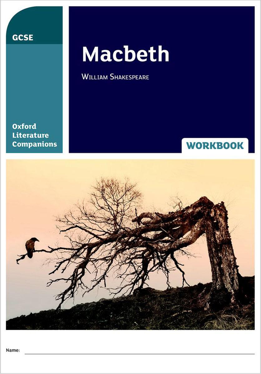 Oxford Literature Companions: Macbeth Workbook objective pet workbook with answers