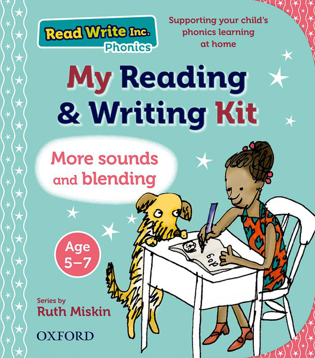Read Write Inc.: My Reading and Writing Kit: More sounds and blending williams a research improve your reading and referencing skills b2