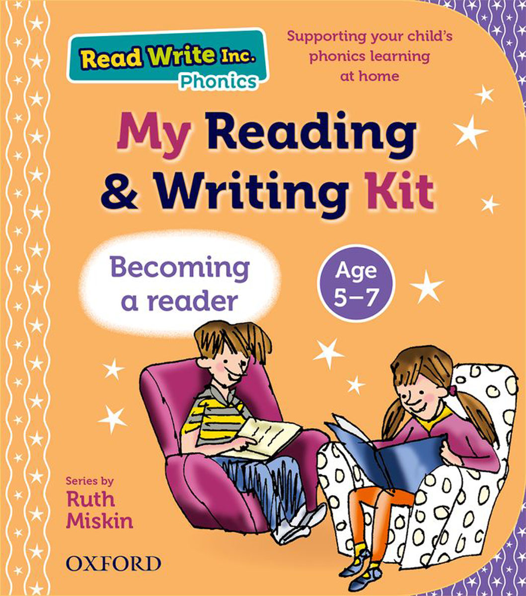 Read Write Inc.: My Reading and Writing Kit: Becoming a reader williams a research improve your reading and referencing skills b2