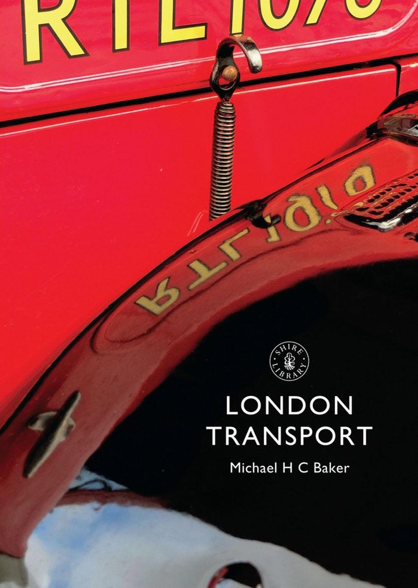 London Transport story of london sticker book
