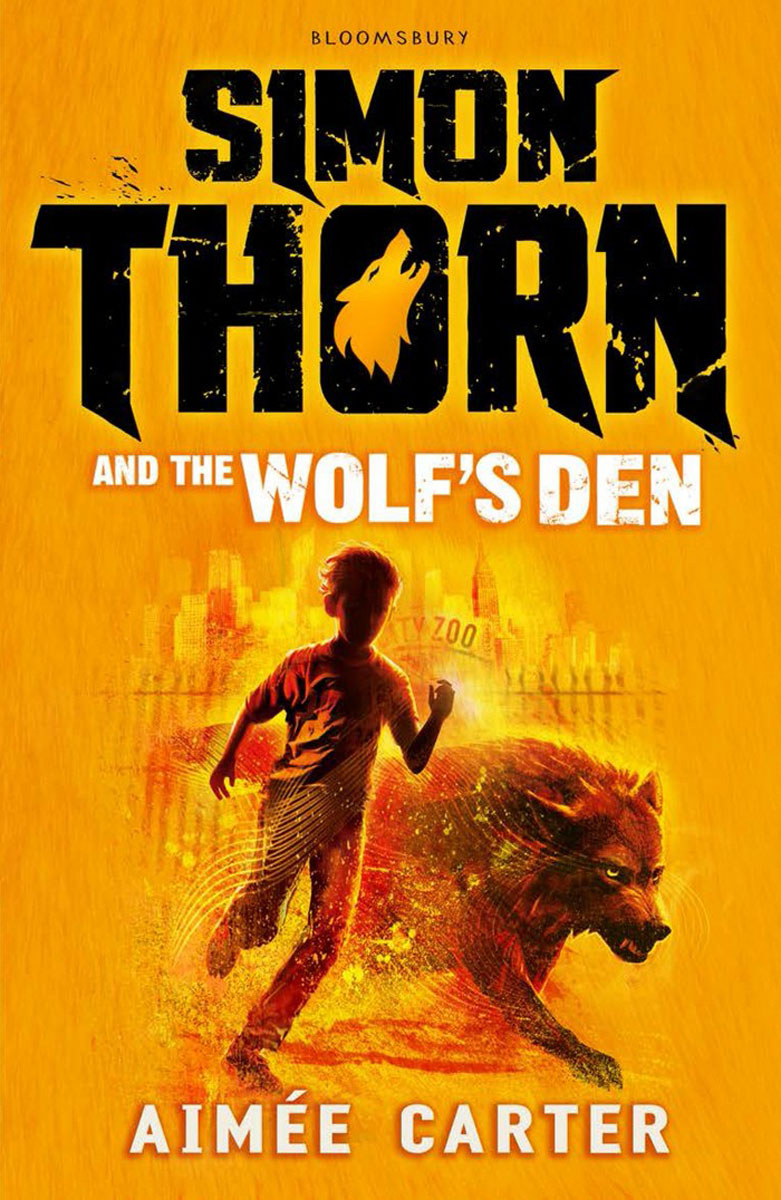 Simon Thorn and the Wolf's Den percy jackson and sea of monster