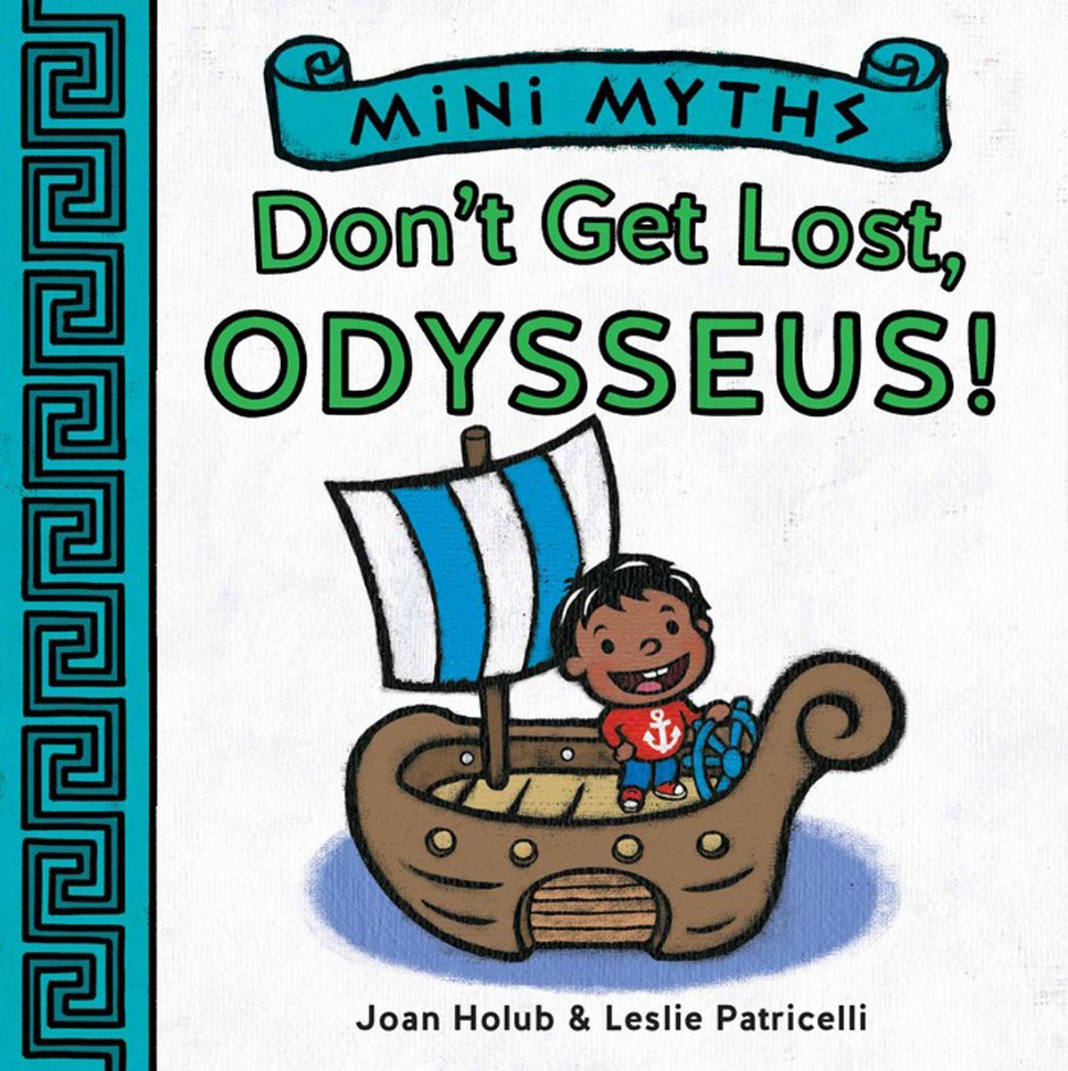 Mini Myths: Don't Get Lost, Odysseus! статуэтки parastone статуэтка собака get lost rufus parastone