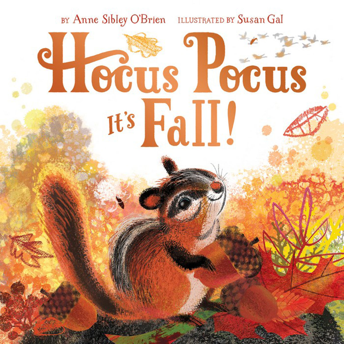 Hocus Pocus, It's Fall! hint hint driven from distraction
