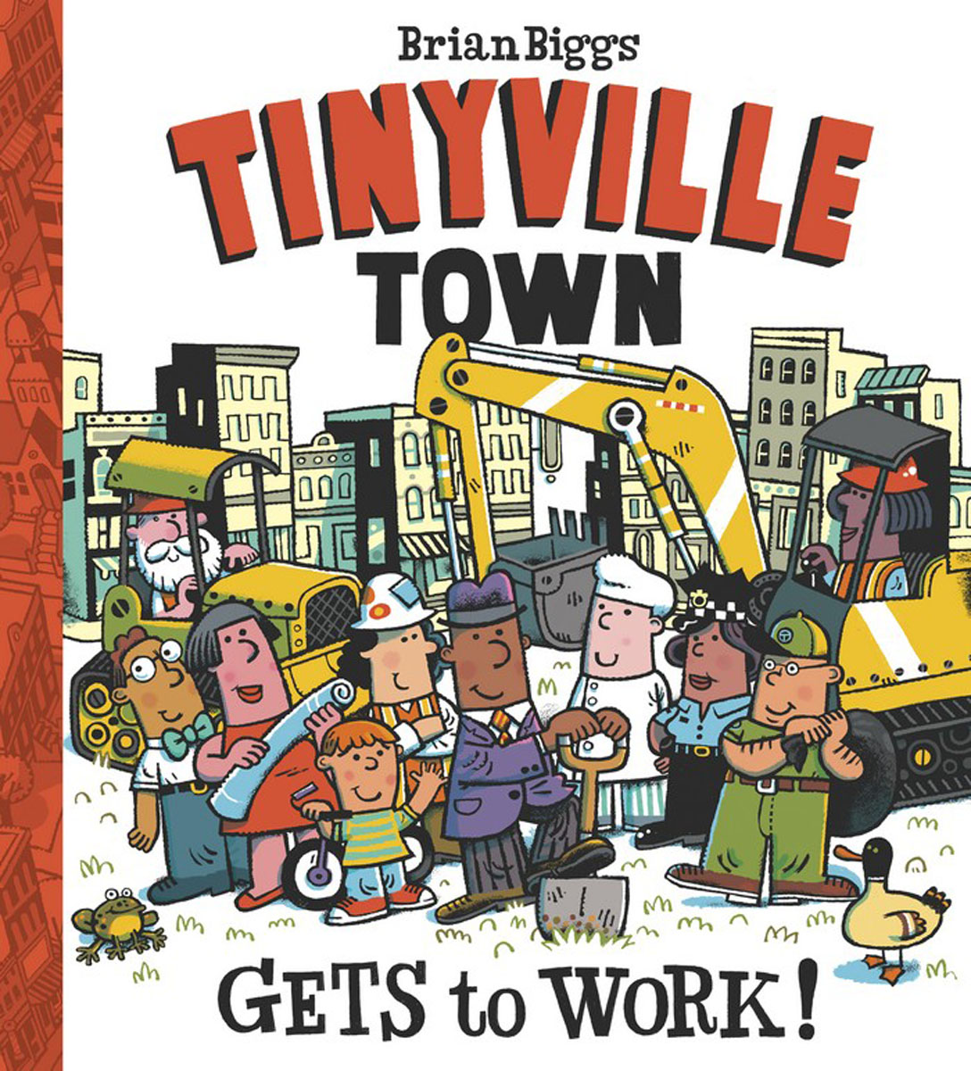 Фото Tinyville Town Gets to Work!