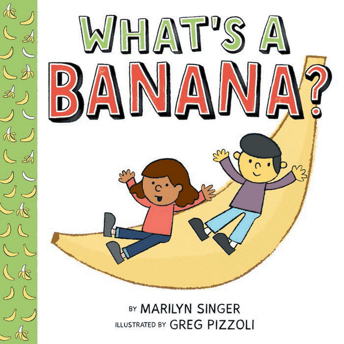 What's a Banana? like a virgin secrets they won t teach you at business school