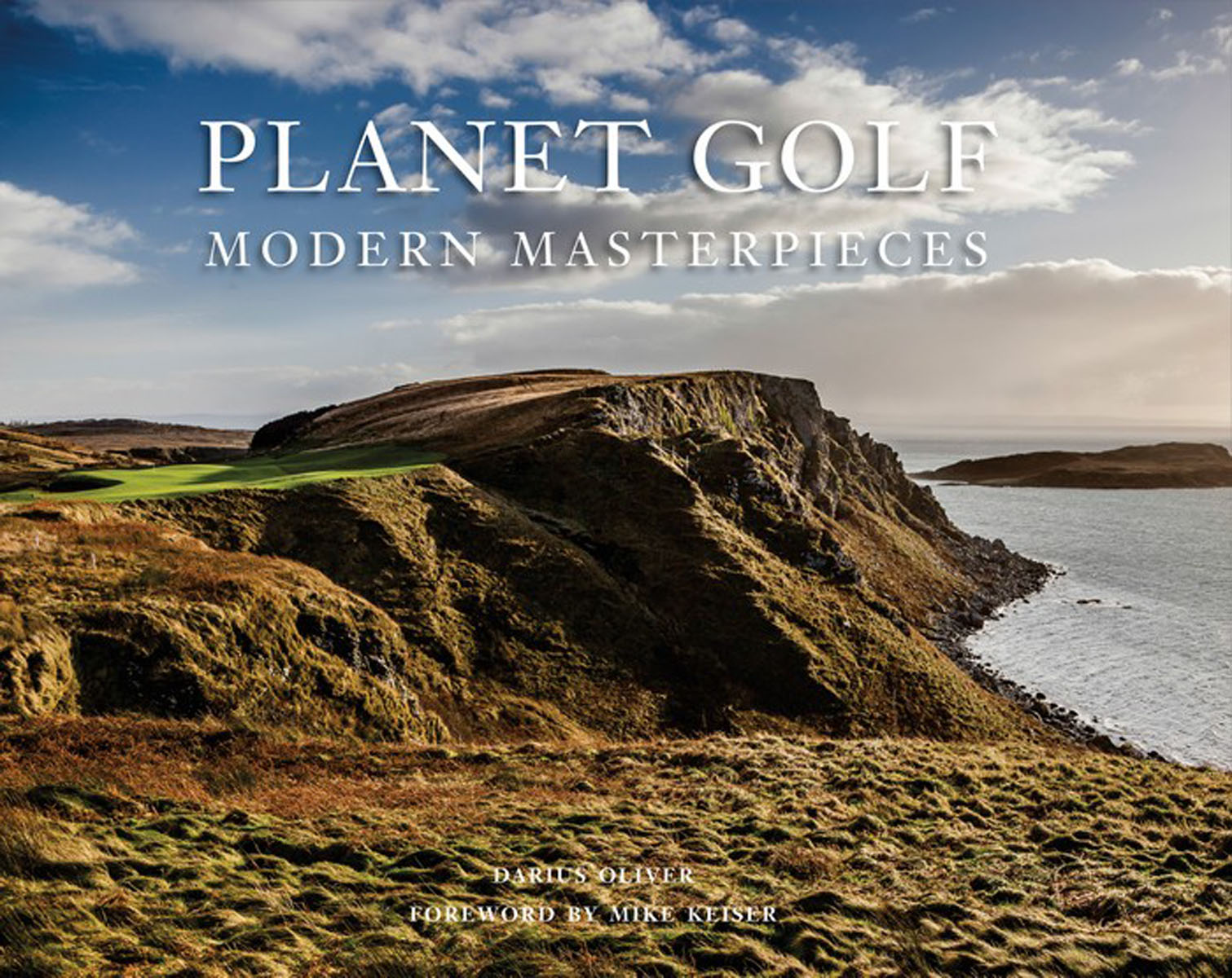 Planet Golf—Modern Masterpieces golf courses