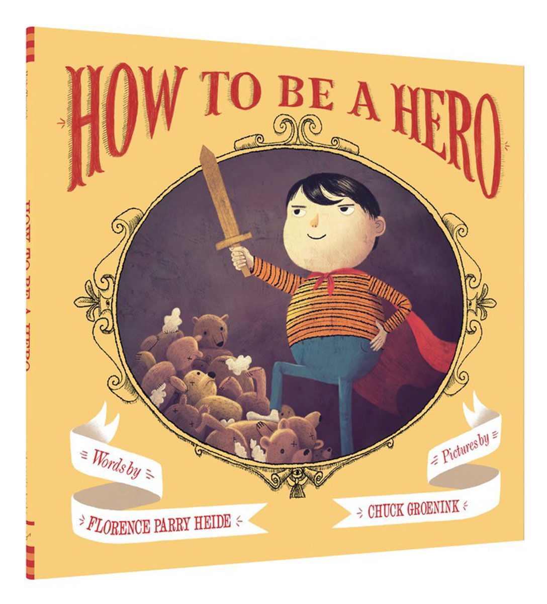 How to Be a Hero майка классическая printio the skull of a hero