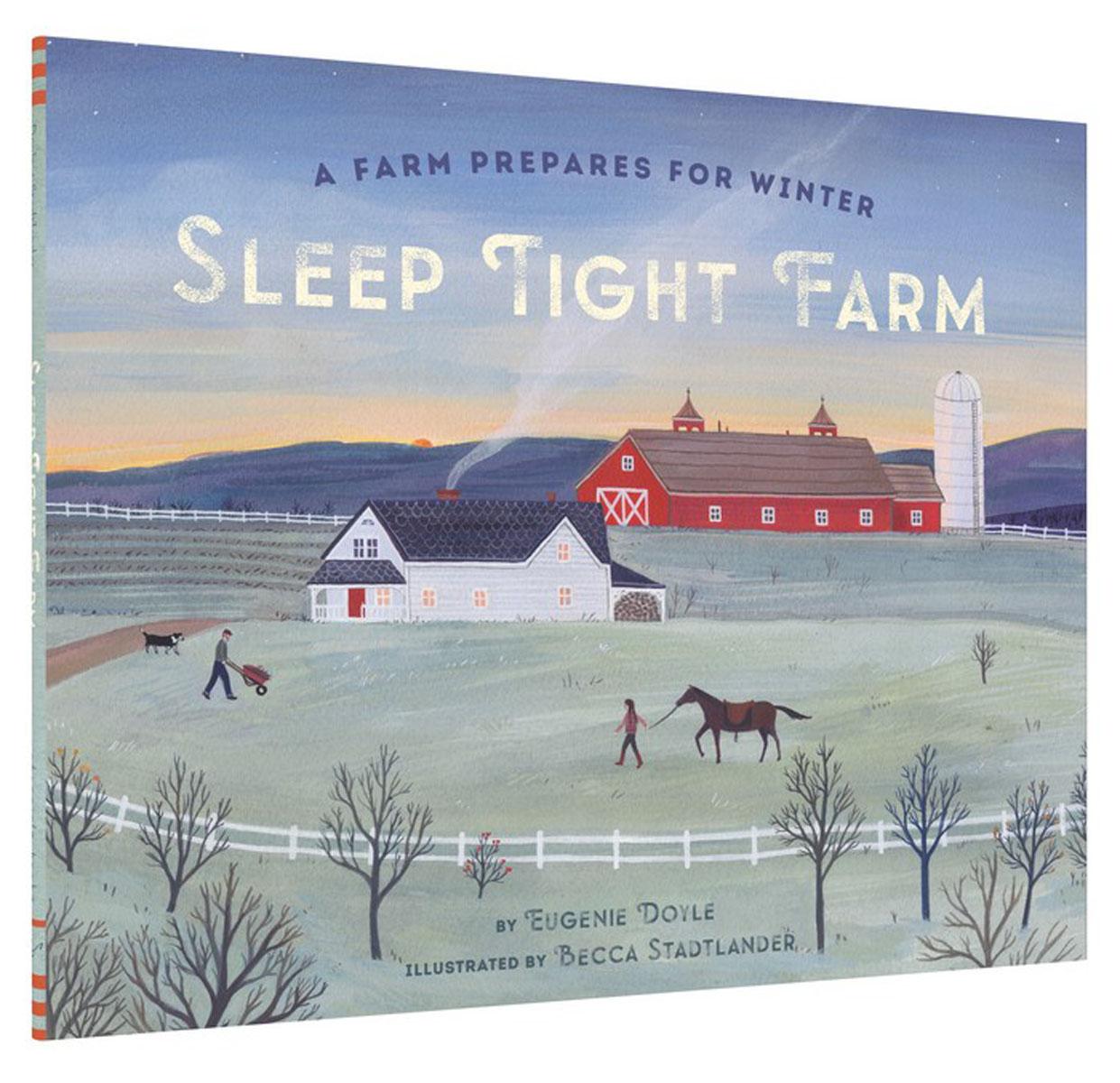 Sleep Tight Farm игровые наборы tomy britains big farm фермерский прицеп со свинками