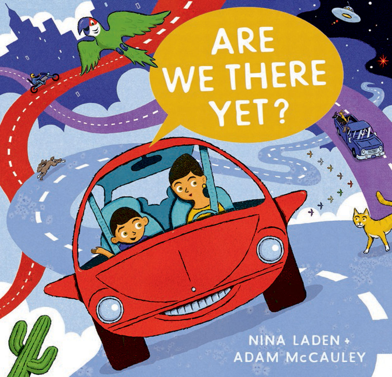 Are We There Yet? are we nearly there yet watts poetry s
