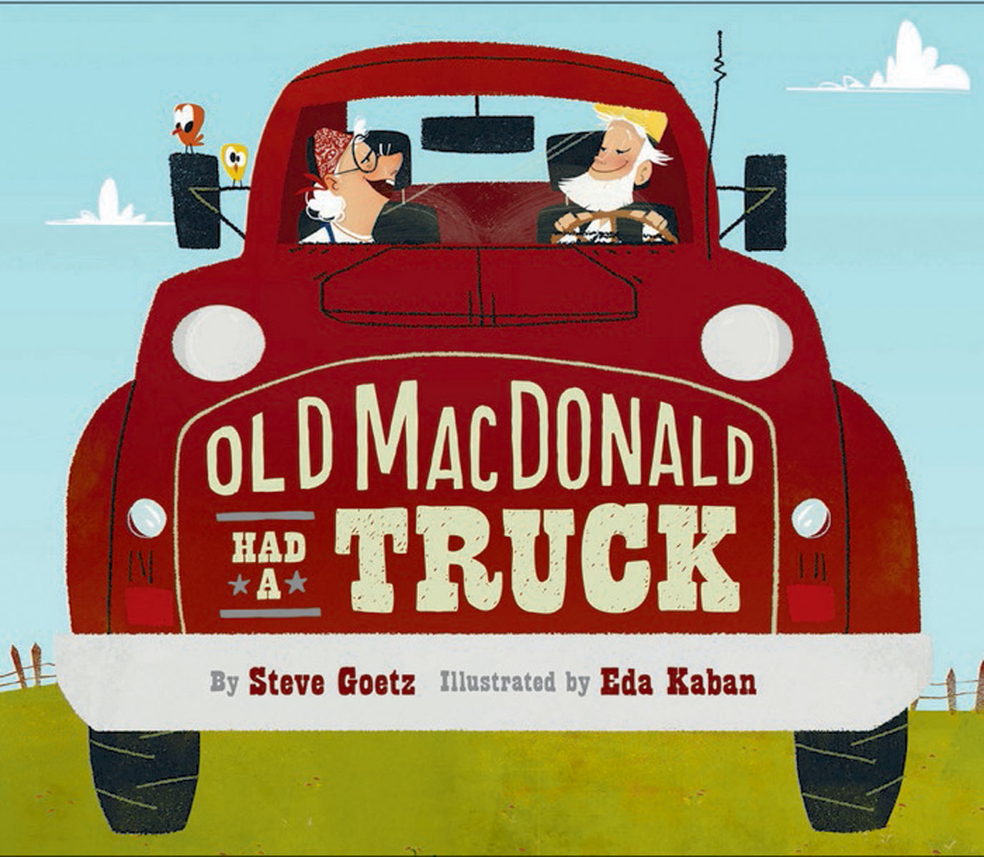 Old MacDonald Had a Truck monsters of folk monsters of folk monsters of folk