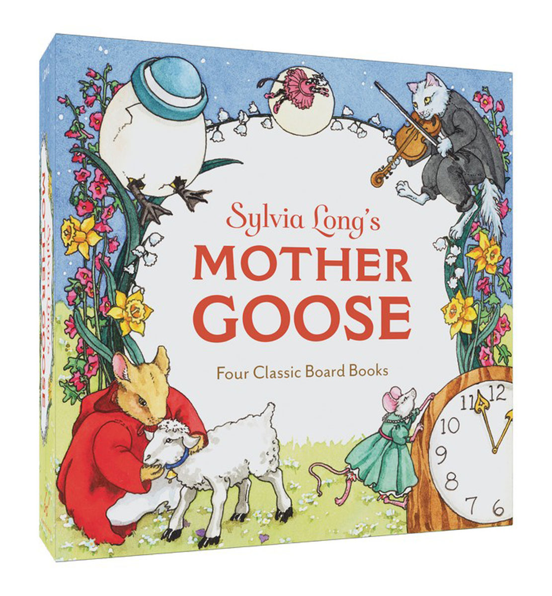 Sylvia Long's Mother Goose a decision support tool for library book inventory management