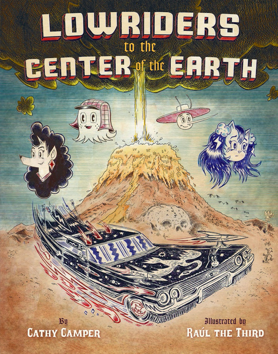 Lowriders to the Center of the Earth verne j journey to the center of the earth