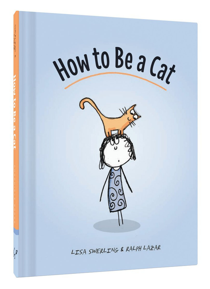 How to Be a Cat r peters gift to be simple