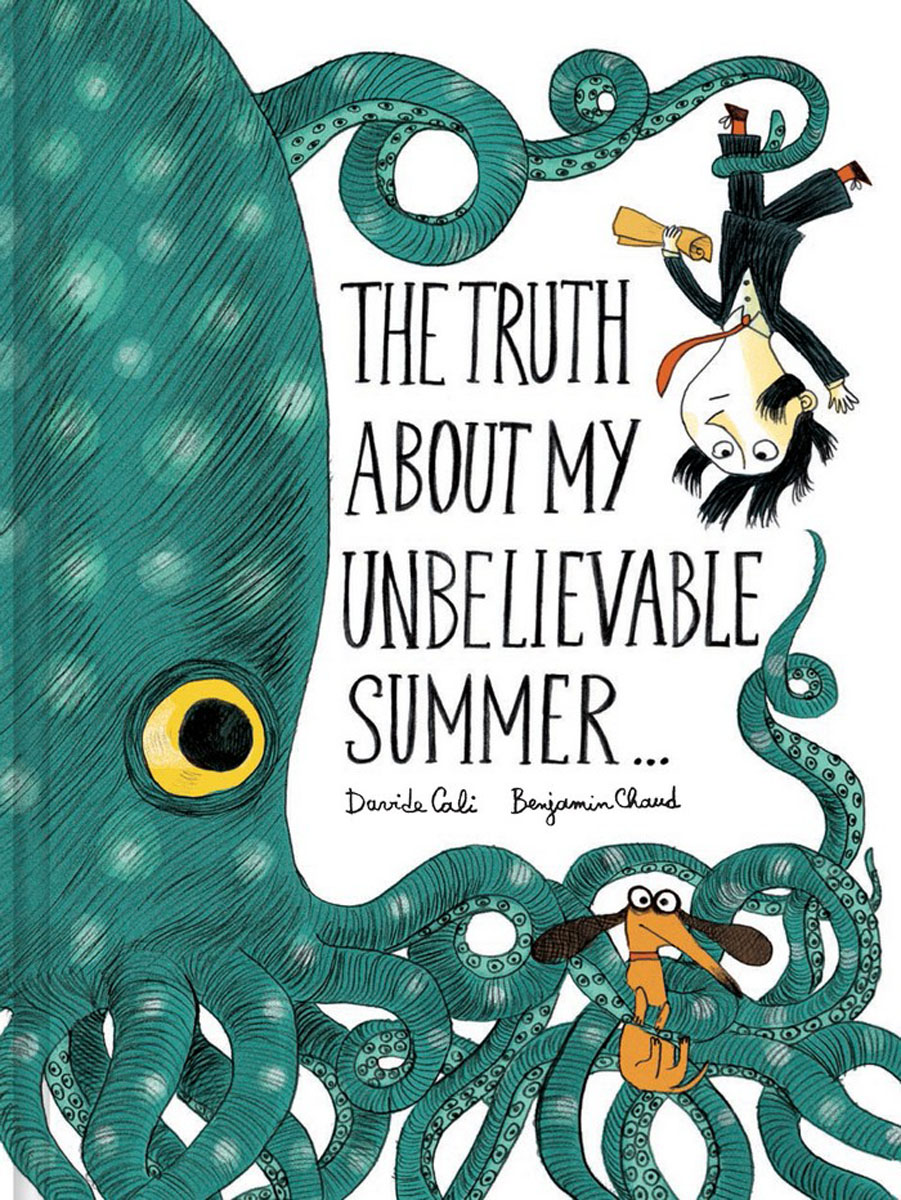 The Truth About My Unbelievable Summer... the truth about prof smith