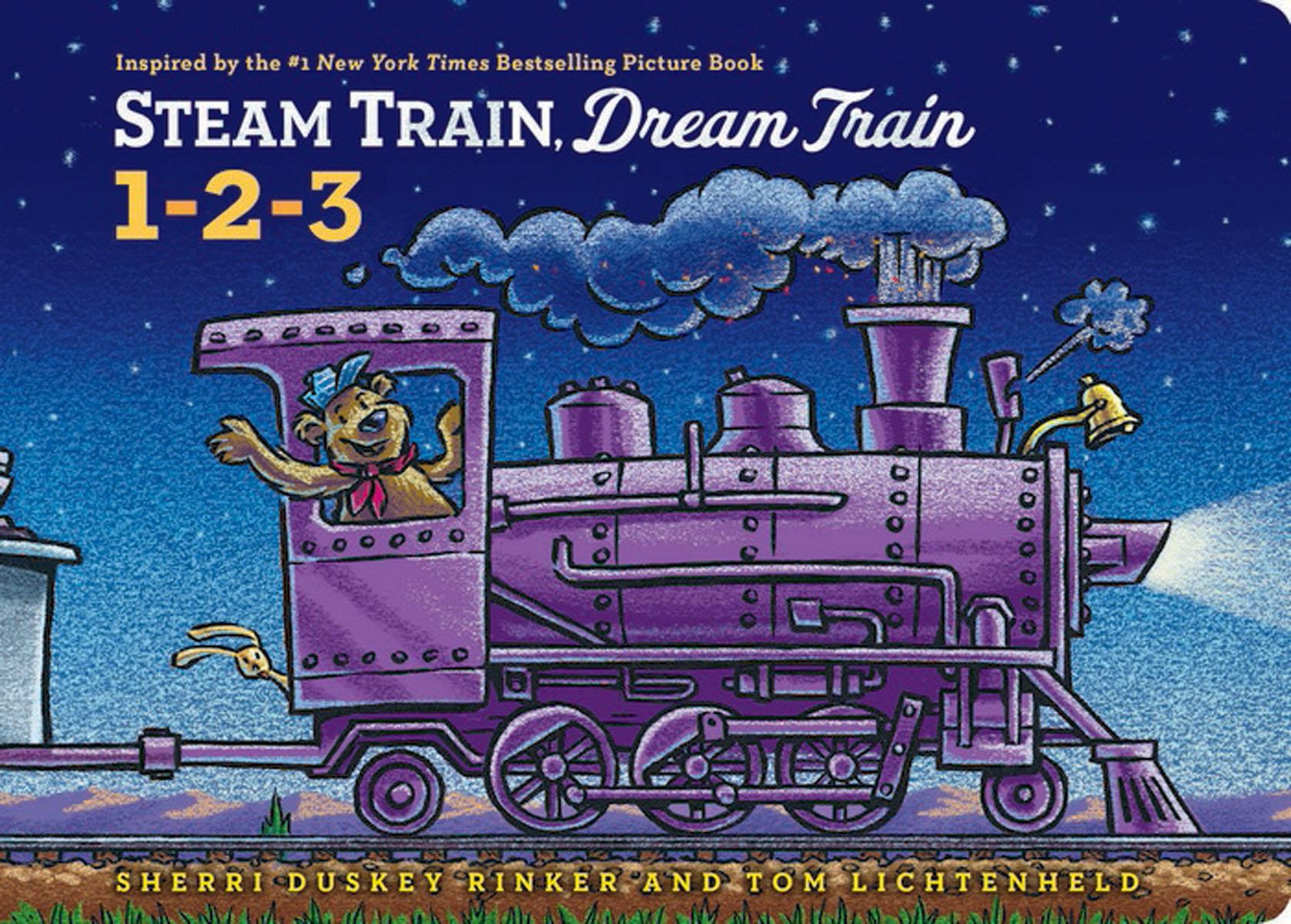 Steam Train, Dream Train 1-2-3 cd dream theater train of thought