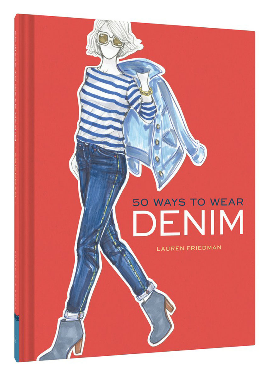 50 Ways to Wear Denim anatomy of a disappearance