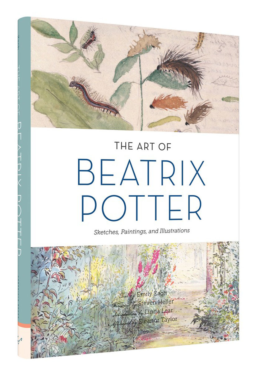 The Art of Beatrix Potter beatrix potter вишня леденцы 200 г