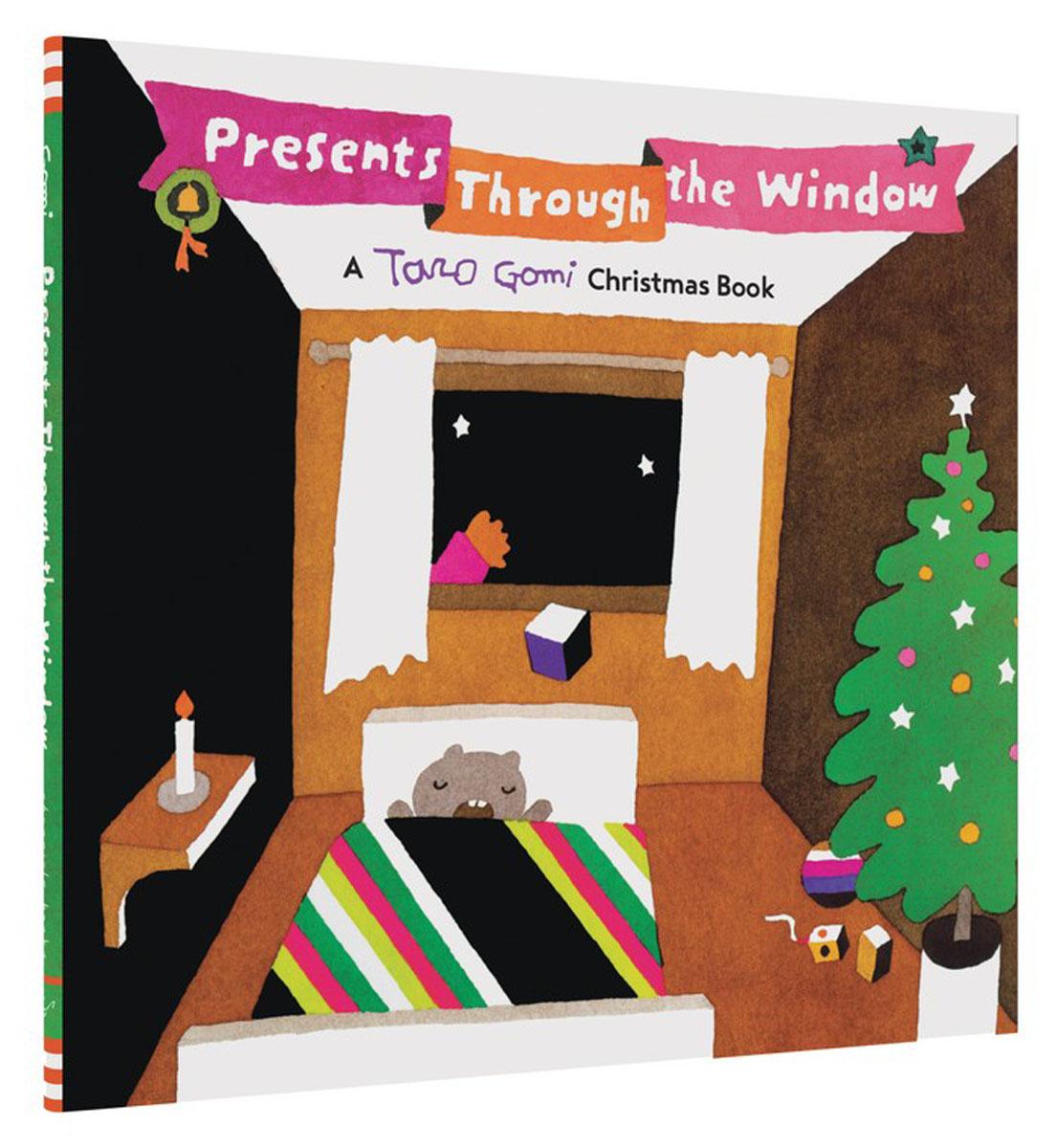 Presents Through the Window cheer