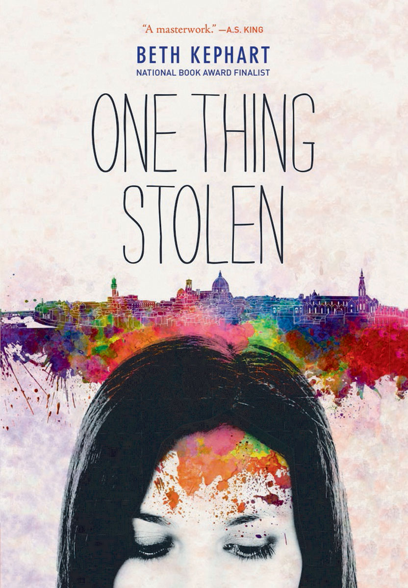 One Thing Stolen the right thing