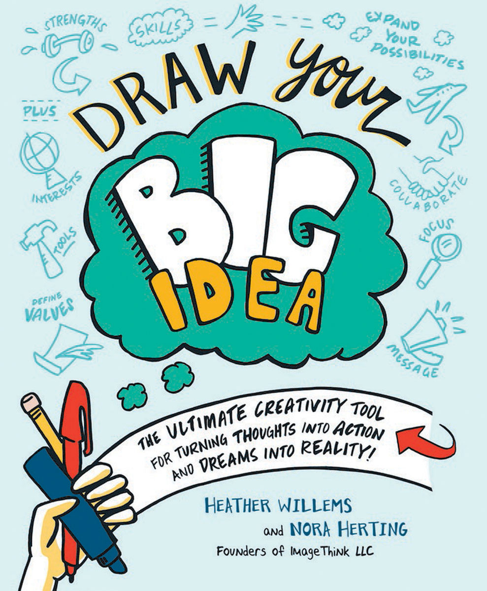 Draw Your Big Idea driven to distraction