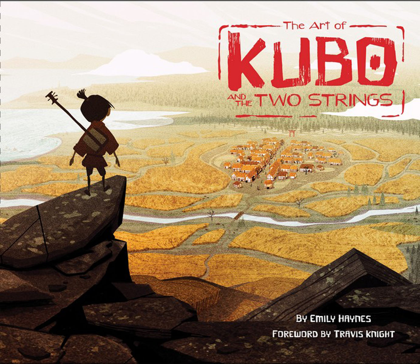 The Art of Kubo and the Two Strings kubo and the two strings the junior novel
