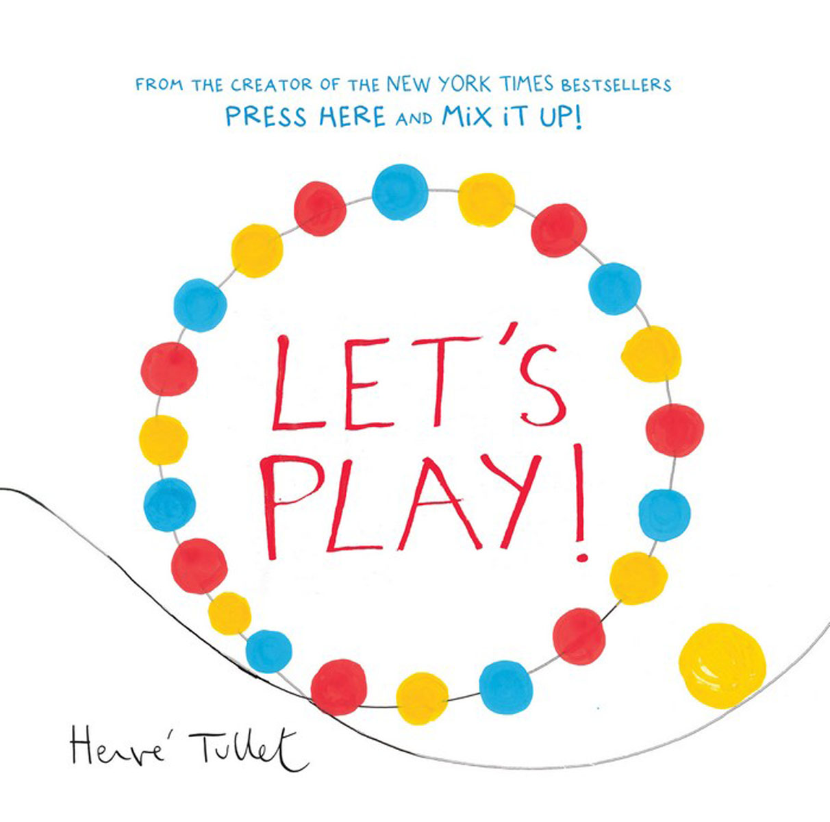 Let's Play! the dot