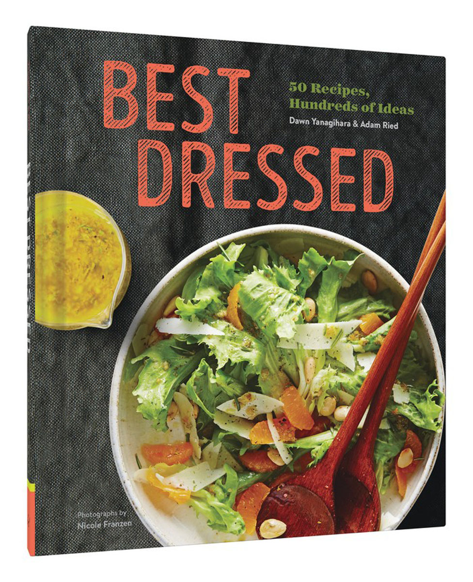 Best Dressed the book of greens