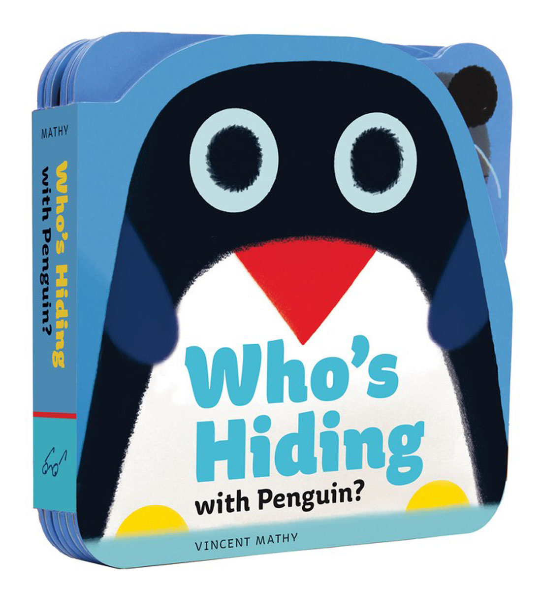 Who's Hiding in the Arctic? юбка the page the one 823479 page one