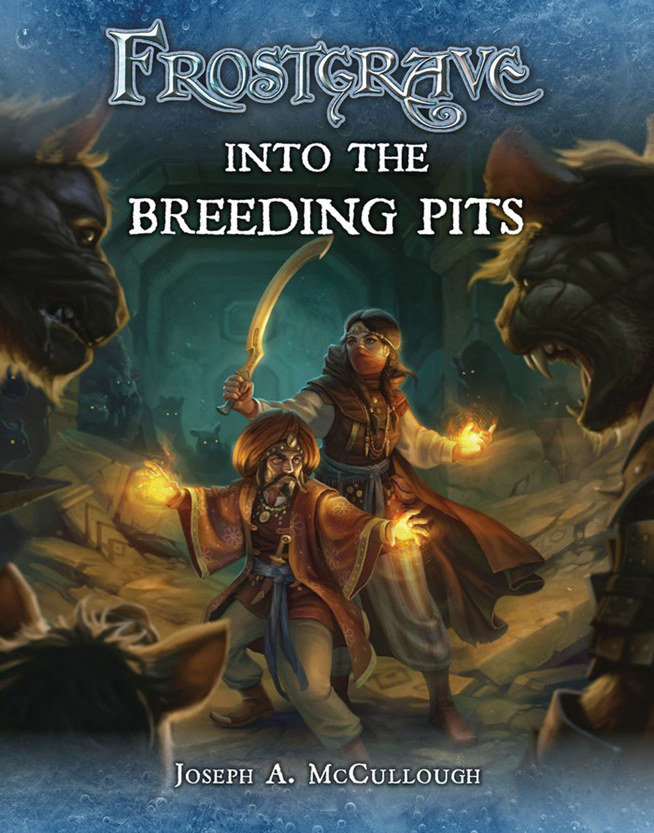 Frostgrave: Into the Breeding Pits wheat breeding for rust resistance