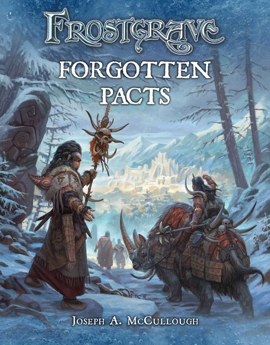 Frostgrave: Forgotten Pacts frostgrave into the breeding pits