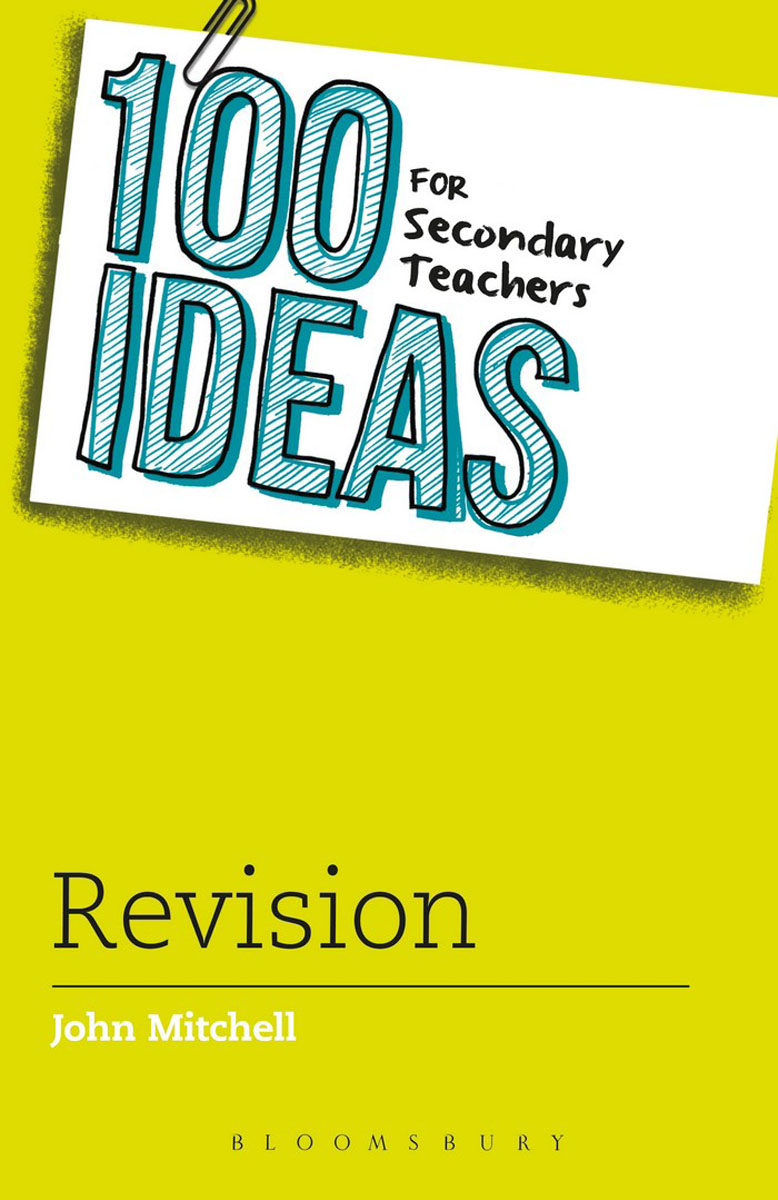100 Ideas for Secondary Teachers: Revision e peer response activities for l2 writing revision