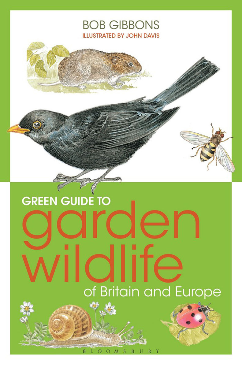 Green Guide to Garden Wildlife Of Britain And Europe in garden мармелад 10