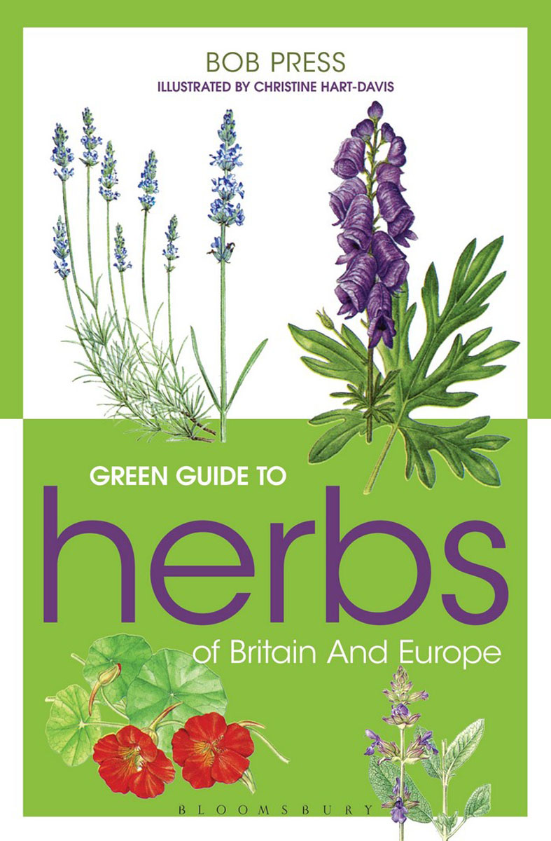 Green Guide to Herbs Of Britain And Europe green guide to birds of britain and europe