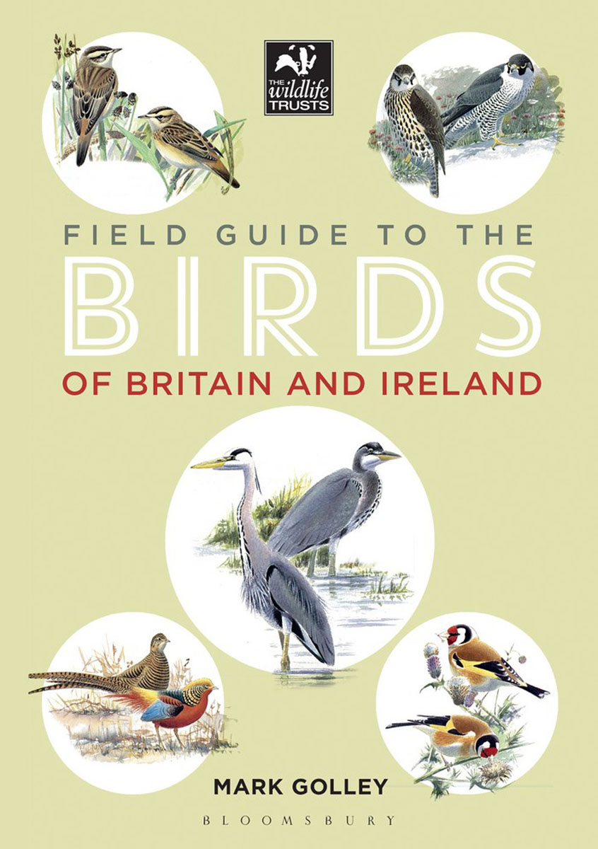 Field Guide to the Birds of Britain and Ireland цены онлайн