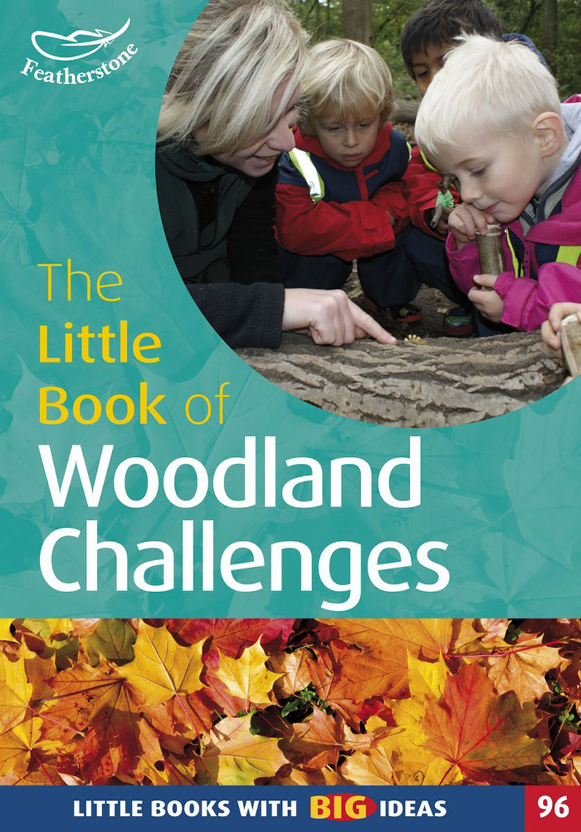 The Little Book of Woodland Challenges the little book of batman