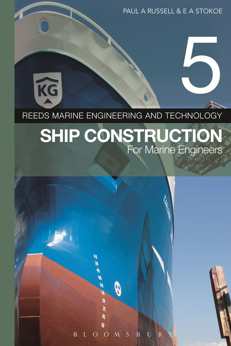 Reeds Vol 5: Ship Construction for Marine Engineers поло print bar damask blue rasberry