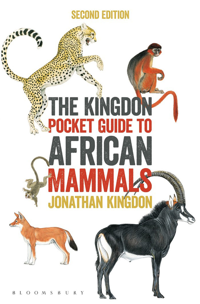 Kingdon Pocket Guide to African Mammals david buckham executive s guide to solvency ii