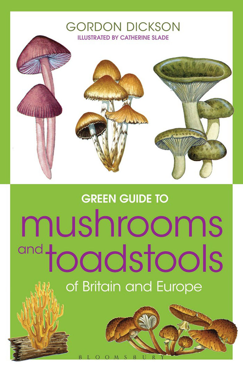 Green Guide to Mushrooms And Toadstools Of Britain And Europe isaac asimov s guide to earth and space