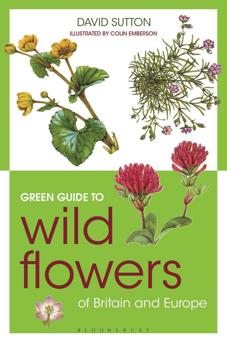 Green Guide to Wild Flowers Of Britain And Europe wild flowers