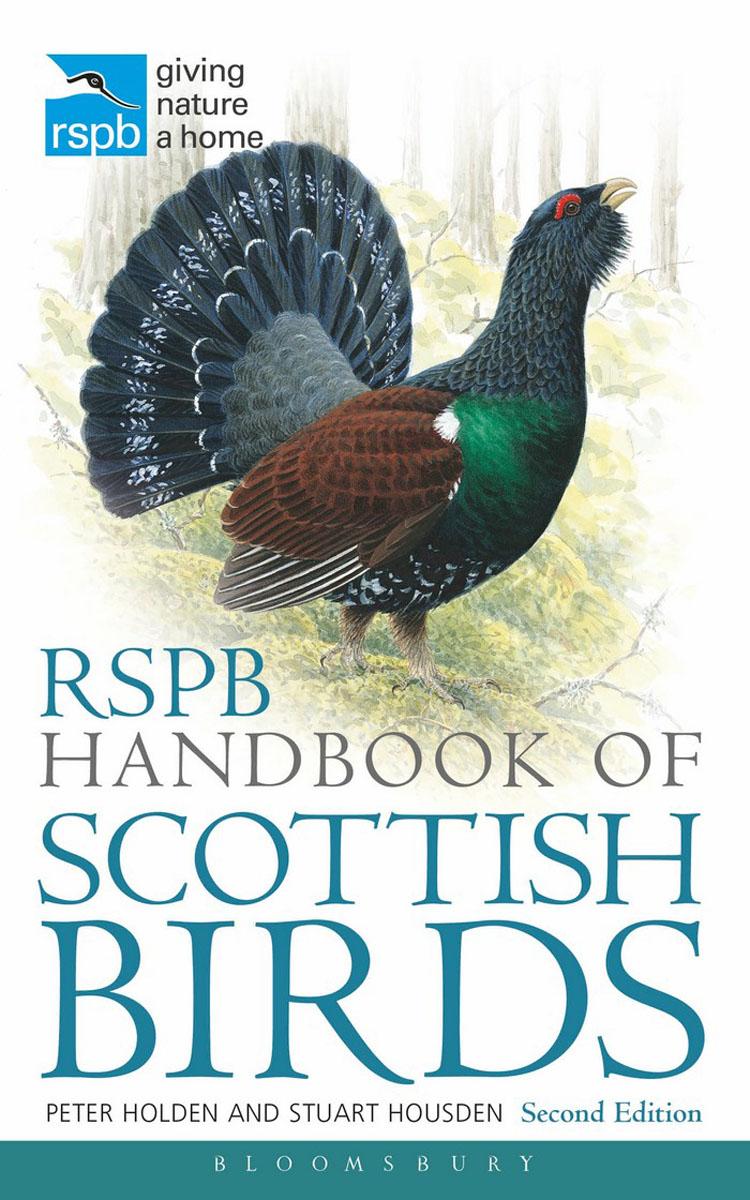 RSPB Handbook of Scottish Birds rethinking the scottish revolution