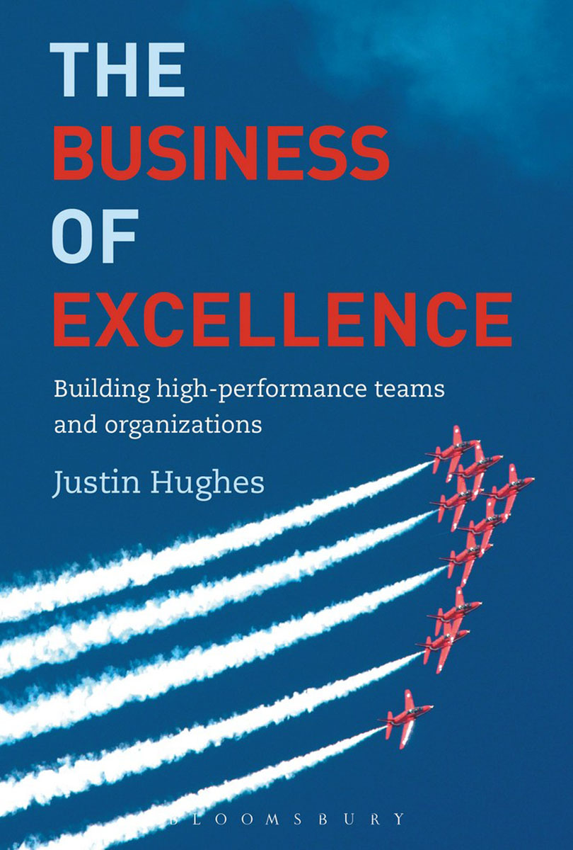 The Business of Excellence first insights into business workbook