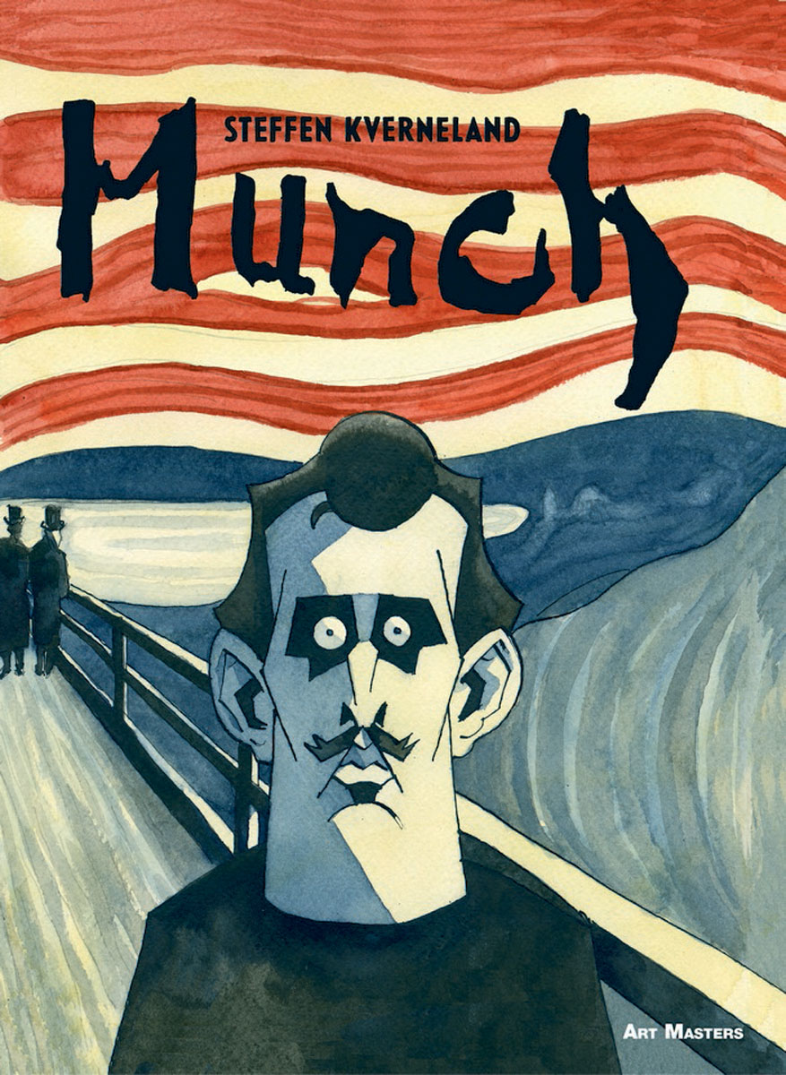 Munch the painter of battles a novel