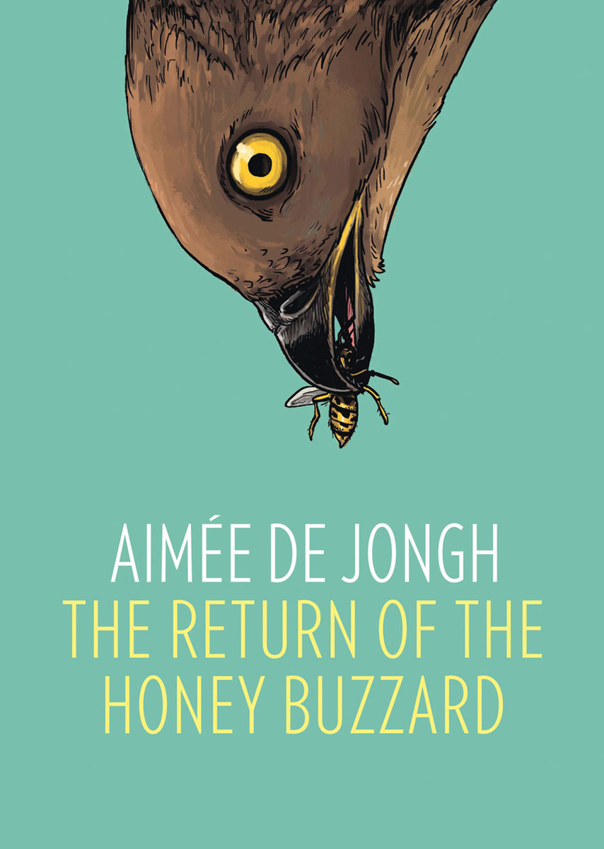 The Return of the Honey Buzzard managing the store