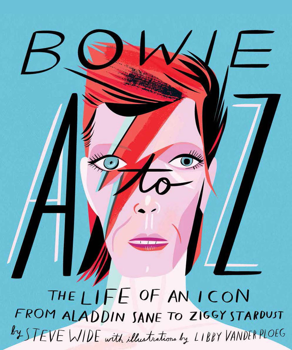 Bowie A–Z 12 facets of a crystal