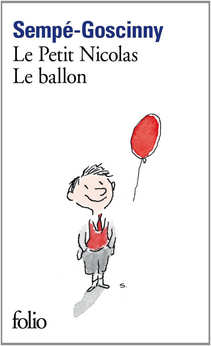 Le petit Nicolas: Le ballon about edmond le nez d un notaire