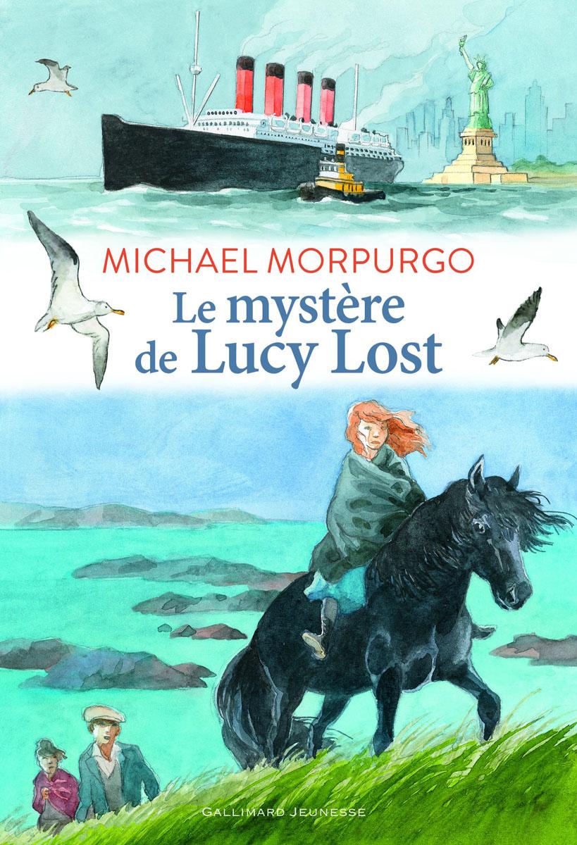 Le mystere de Lucy Lost, Зарубежная литература для детей  - купить со скидкой