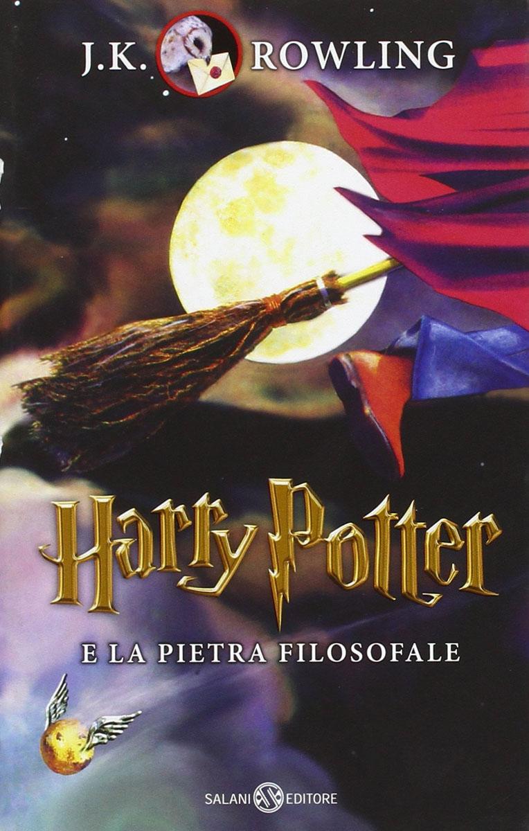 Harry Potter e la pietra filosofale harry potter y la piedra filosofal